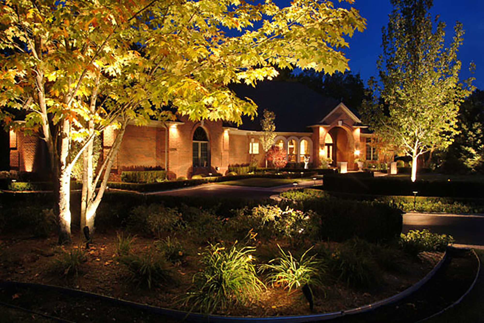 Creating a Landscape Lighting Plan
