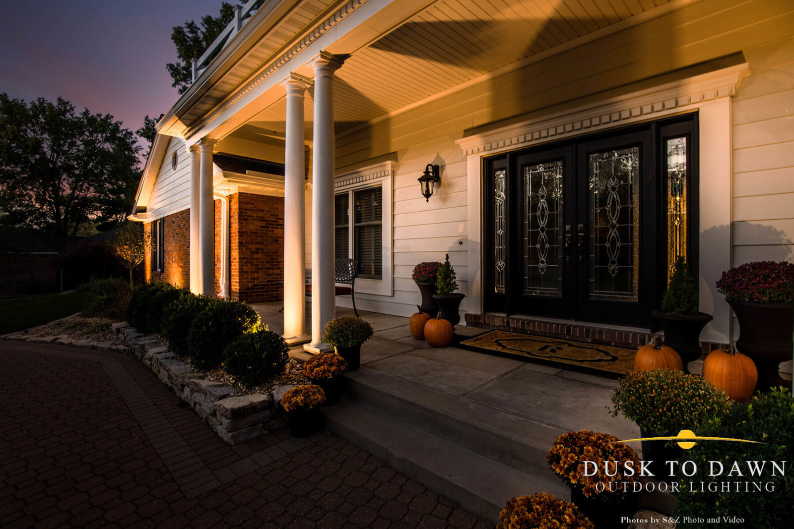 St Louis Landscape Lighting