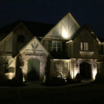 Landscape lighting can make your home safer at night