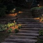 Lanterns & Pathway Lights Create Charm & Safety