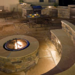Mood Capturing Task Lighting for Outdoor Living Areas