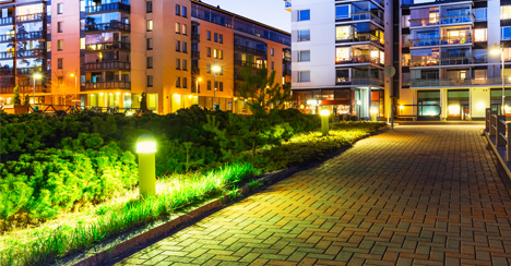 Why Use a Professional Outdoor Lighting Company?